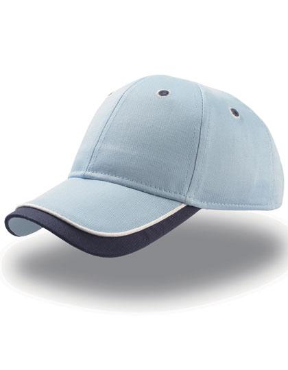 Kid Star Cap P999   Light Blue/Navy