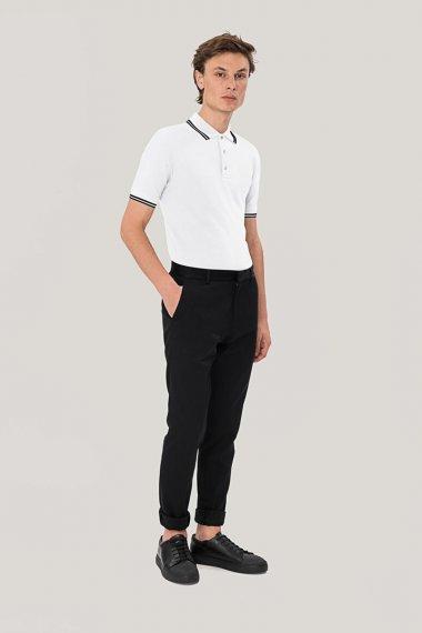 Poloshirt Twin-Stripe