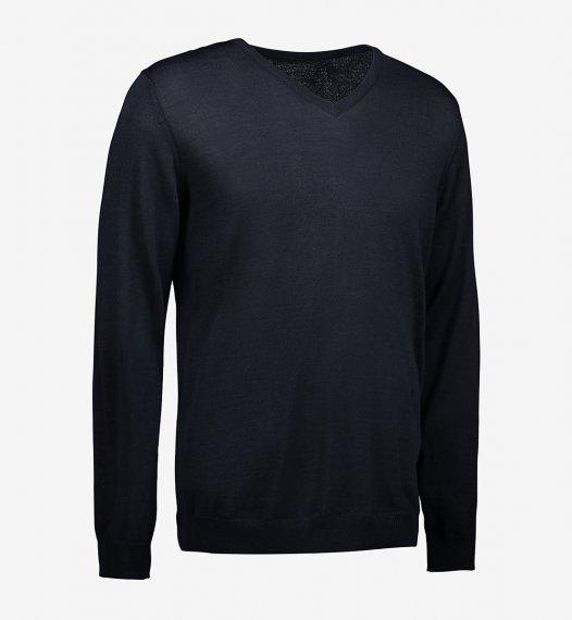 Strapazierfähiger V-Neck Pullover