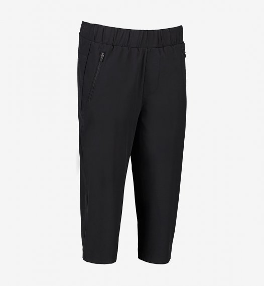 Woman stretch pants | 3/4 length