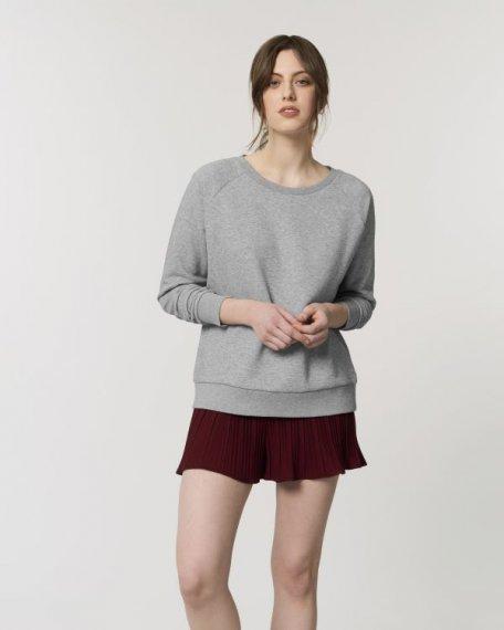 Sweatshirt -Stella Dazzler - Essentials heathers