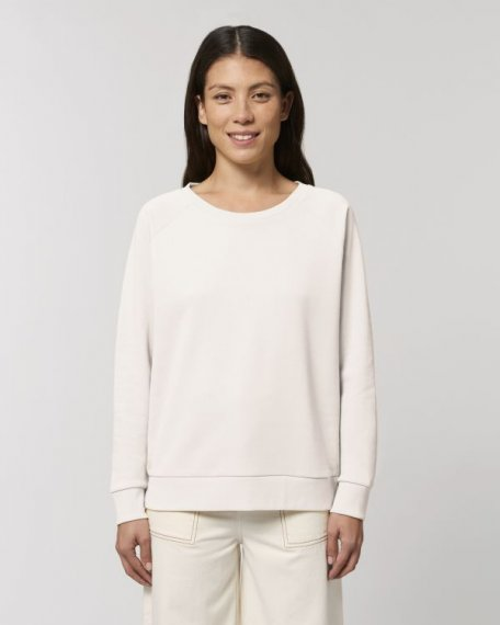 Sweatshirt -Stella Dazzler - Whites